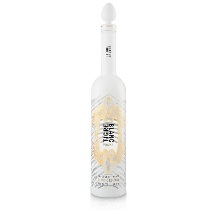 Vodka Tigra Blanc (70 cl)