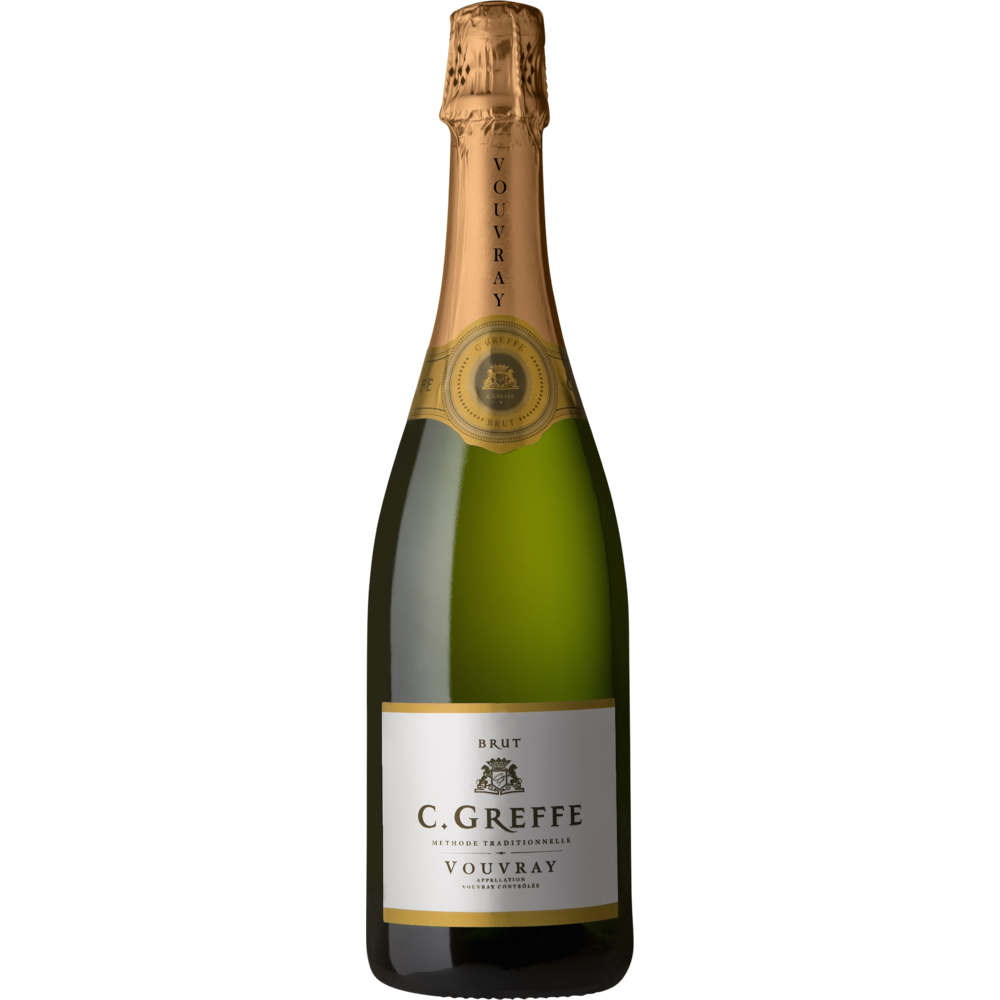 Vouvray brut C.GREFFE (75 cl)