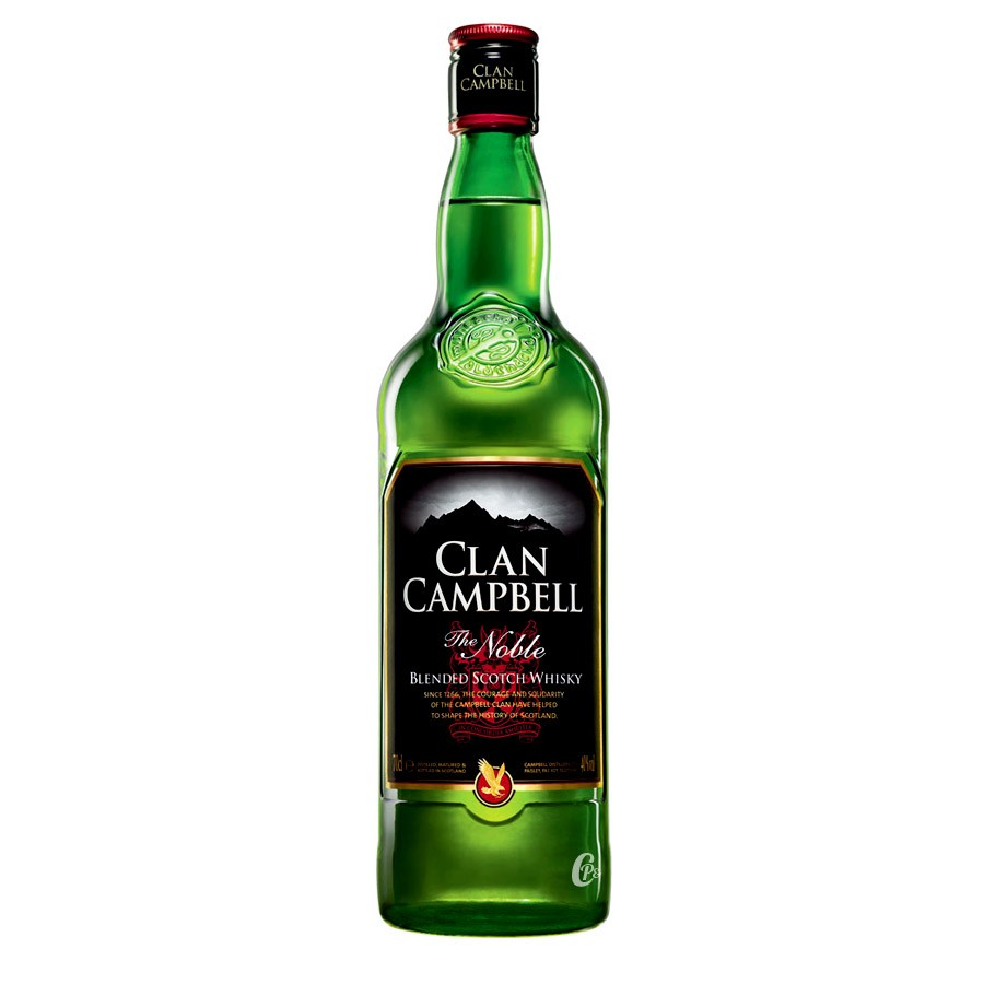 Whisky Clan Campbell (70 cl)