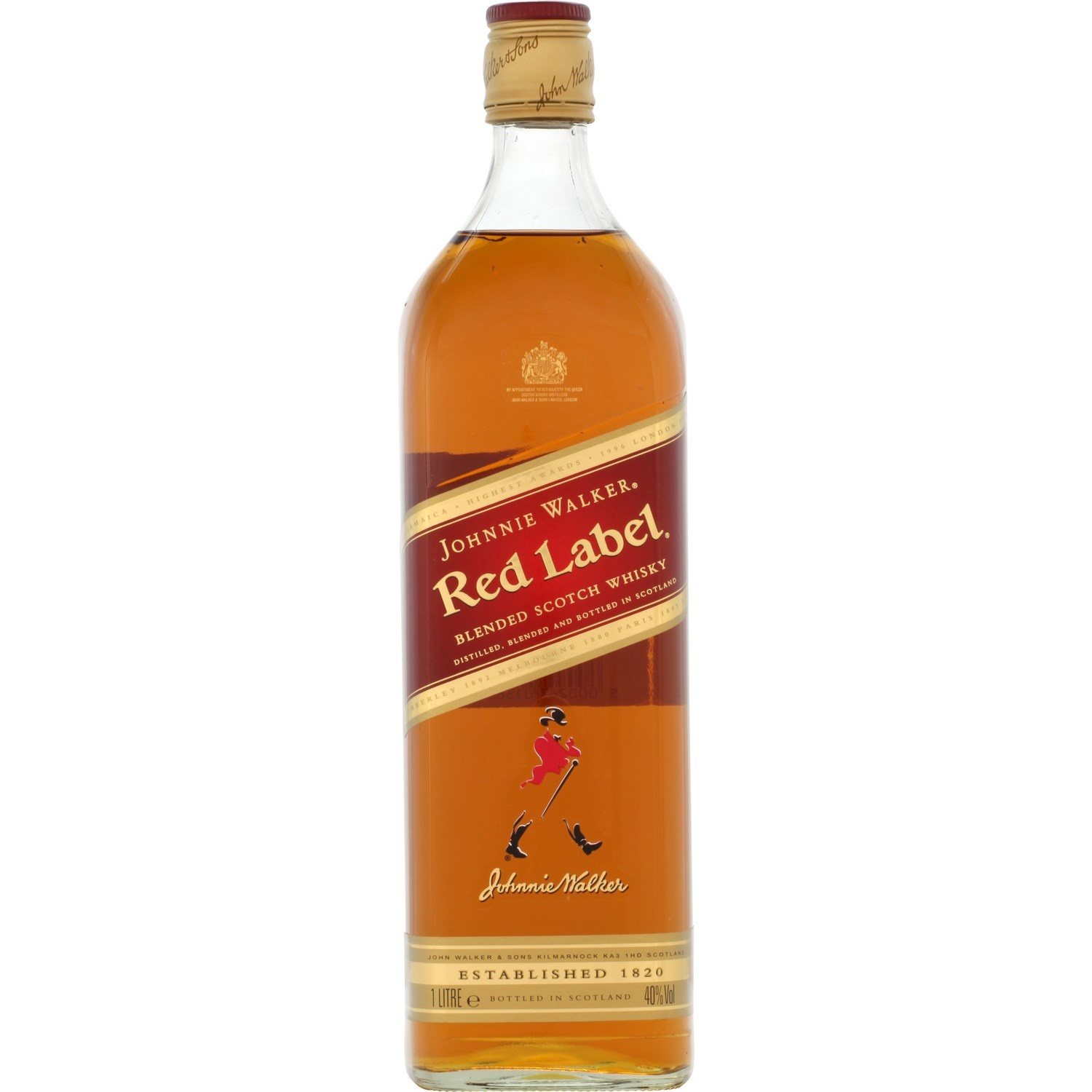 Whisky Johnnie Walker Red Label (70 cl)