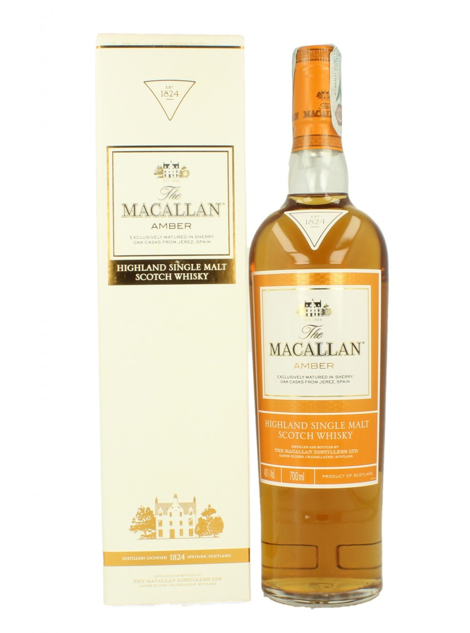 Whisky The Macallan Amber (70 cl)