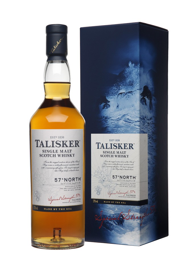 Whisky Talisker 57° North (70 cl)