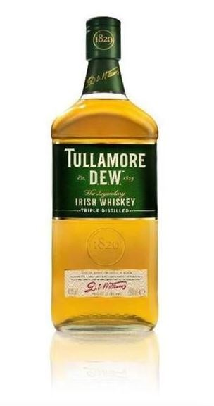 Whisky Tullamore Dew, 40° (70 cl)