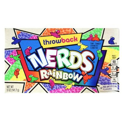 Mini bonbons multicolores, Wonka Nerds (141 g)