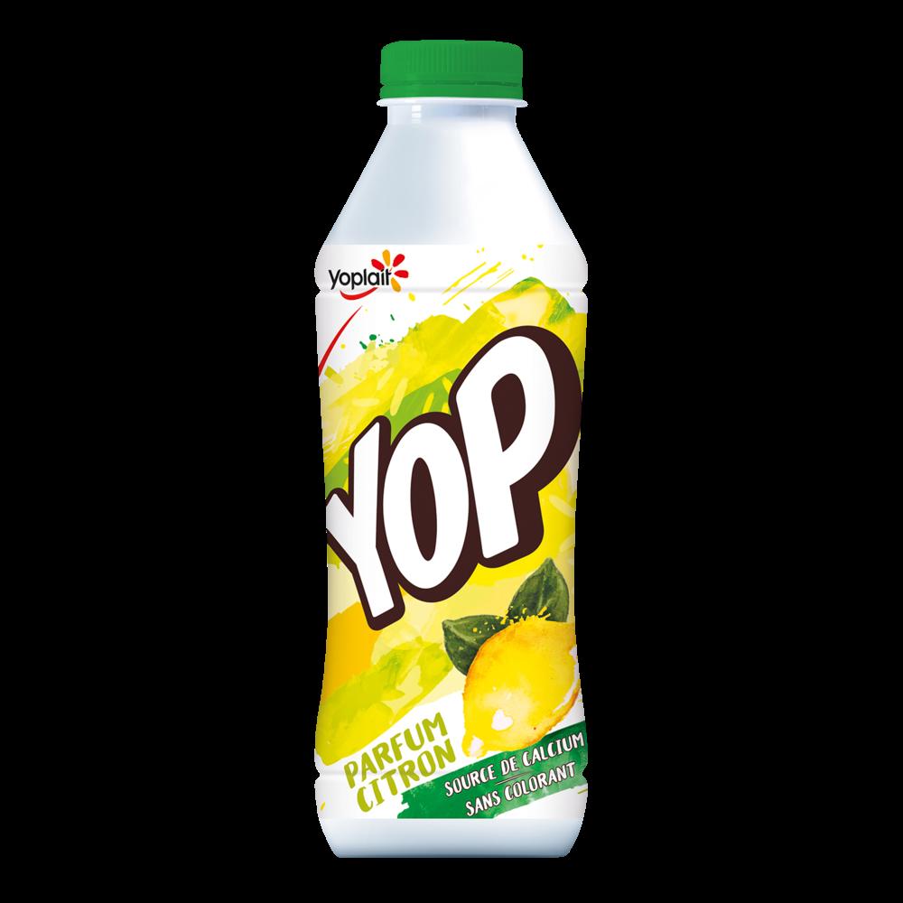 Yaourt à boire citron, Yop (825 g)
