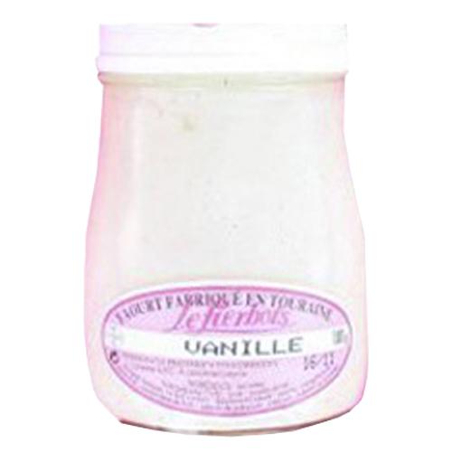 Yaourt à la vanille Fierbois (180 g)