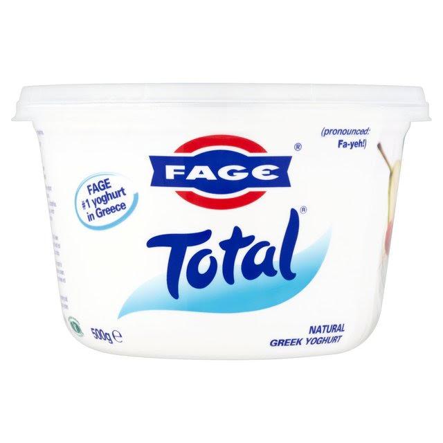 Yaourt à la grecque, Fage (500 g)