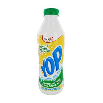 Yop à la vanille, Yoplait (500 g)