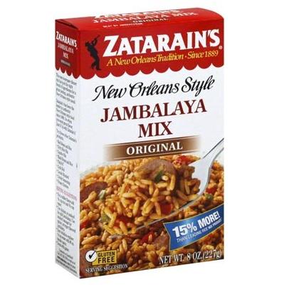 Préparation pour riz Jambalaya, Zatarain's (227 g)