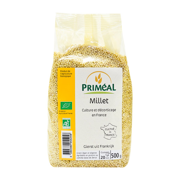 Millet BIO, Priméal (500 g)