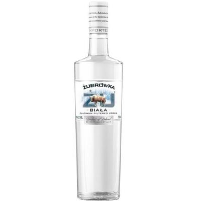 Vodka Zubrowka Biala (70 cl)